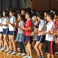 親子ゴスペル体験|黒沢尻北小学校