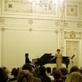 名須川明子|サンクトペテルブルクでコンサート